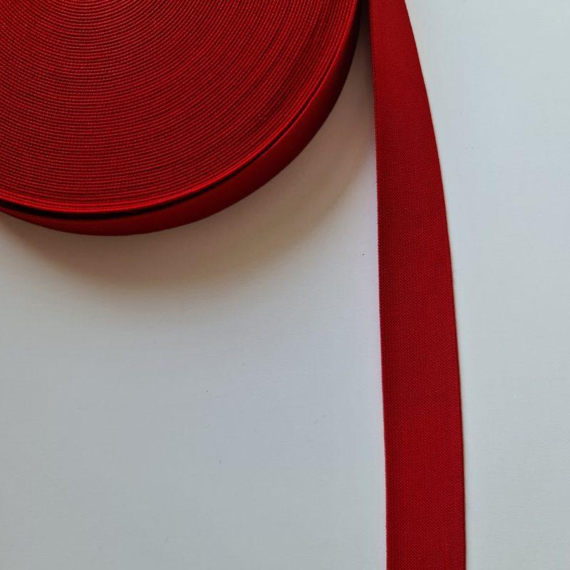 """Резинка 3 см """"Красный"""""""